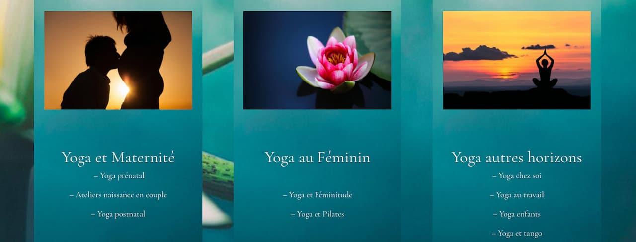 Luminaissances, yoga, féminitude et périnatalité
