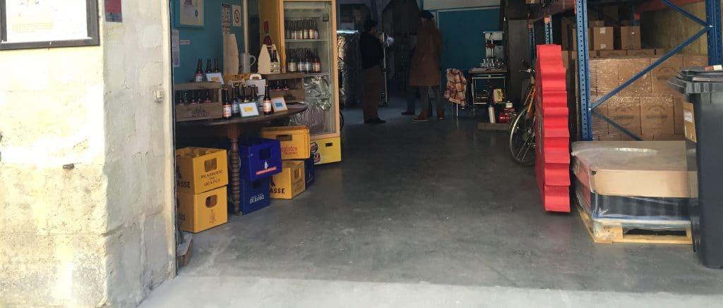 Brasserie bio 42 rue Surson à Bordeaux