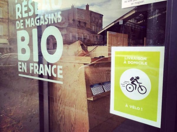"biocoop ""Chartronsplace to be""reseaux magasins bio France"