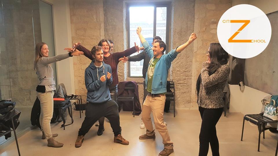 CitiZchool Citoyen Crowdfunding Mohammed et Sebastien Bordeaux