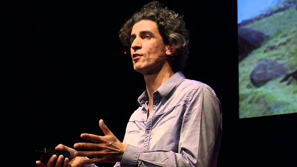 Yannick Roudaut TEDxNantes What a biotiful world avec zero pollution