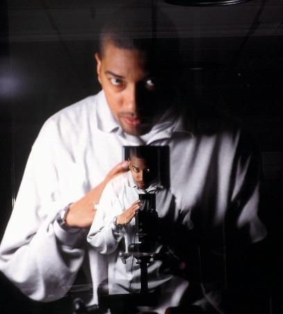 autoportrait photographique signe Antoine Chaput