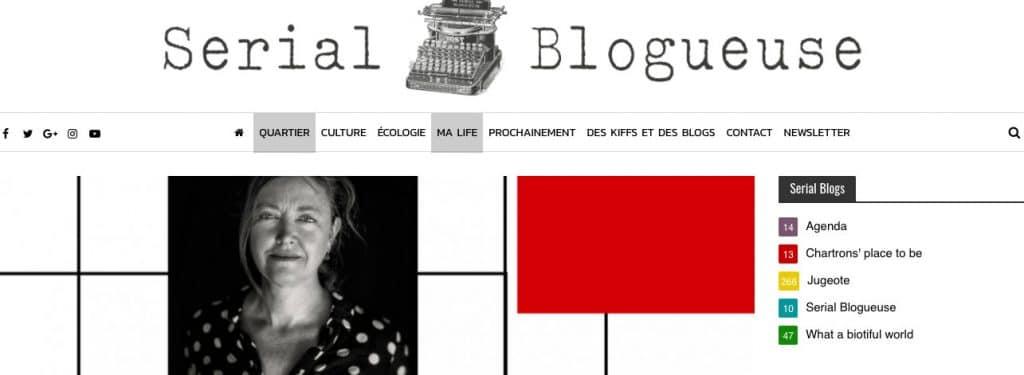 Isabelle Camus la Serial blogueuse des Chartrons qui rend le monde plus bioi
