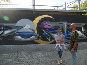 Le Mur, exposition mensuelle