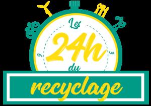 Logo 24h du recyclage