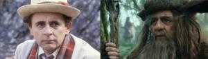 Sylvester McCoy, la folie des rôles écologie