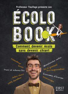 Professeur Feuillage, L'Ecolobook