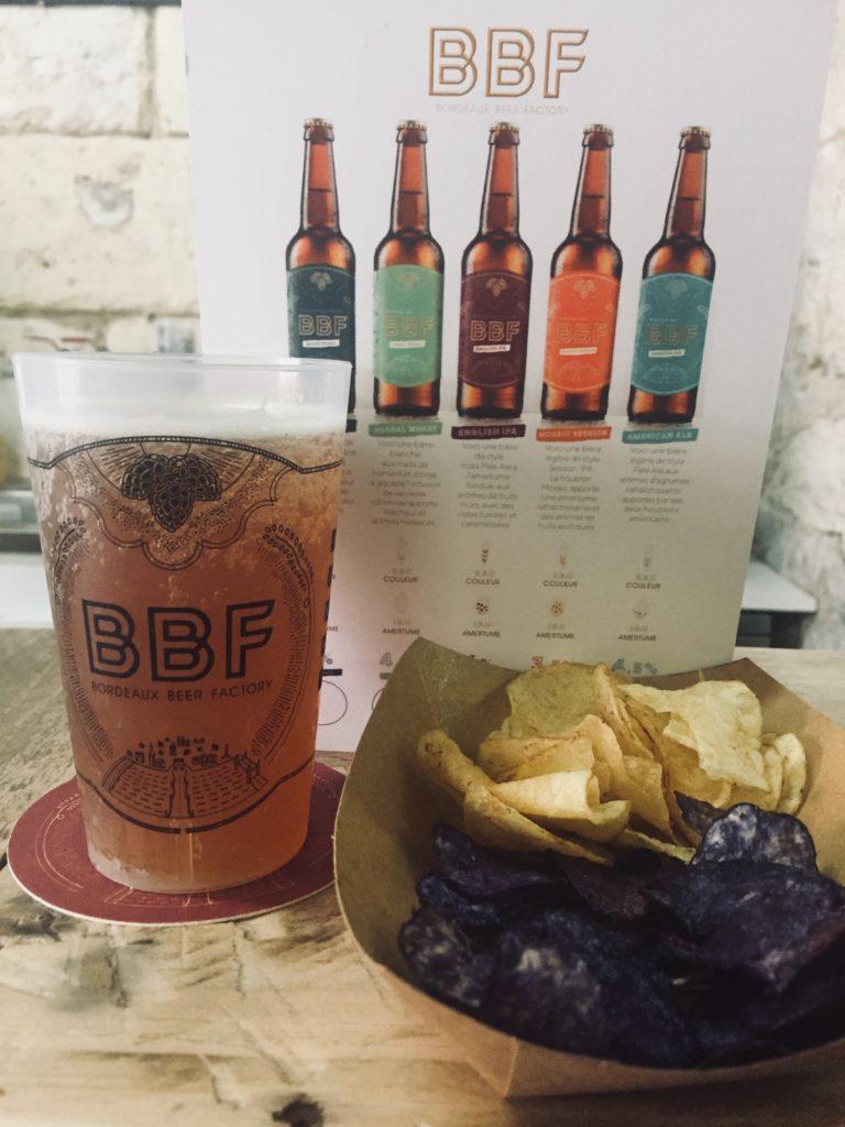 Bordeaux Beer Factory en bouteille ou à la pression