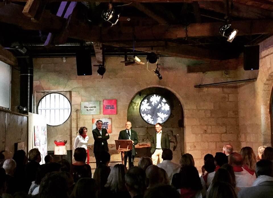 Le pot de départ de Nicolas Martin, ex directeur de Bordeaux Tourisme