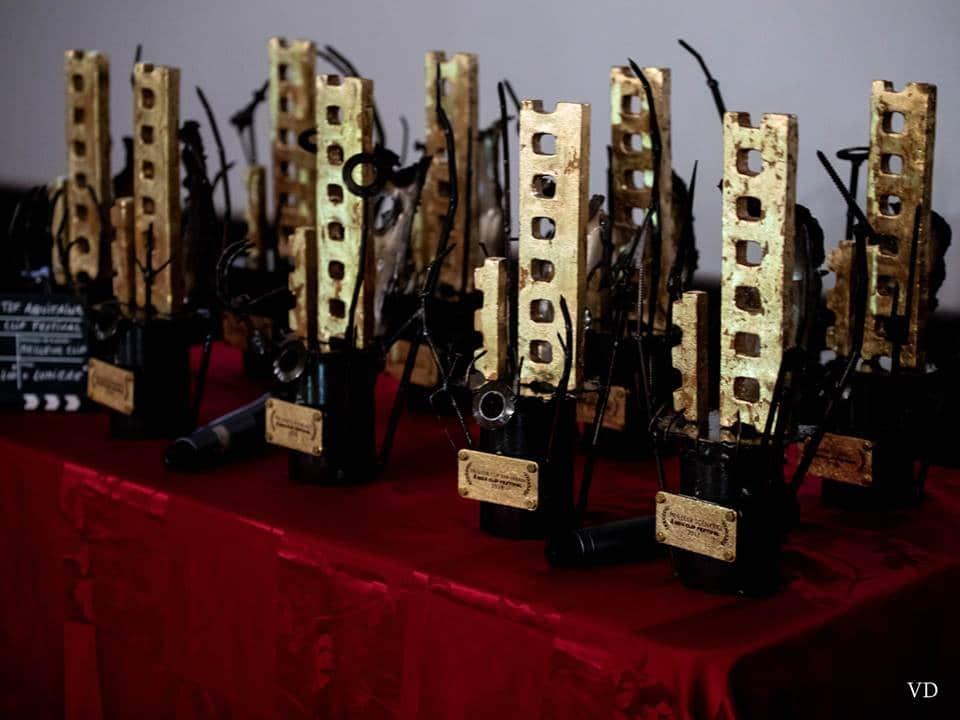 Des pièces uniques pour récompenser les vainqueurs du BDX CLIP Festival 2018