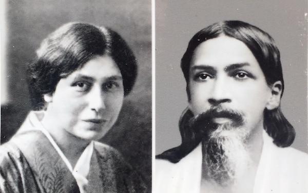 Les fondateurs d' Auroville