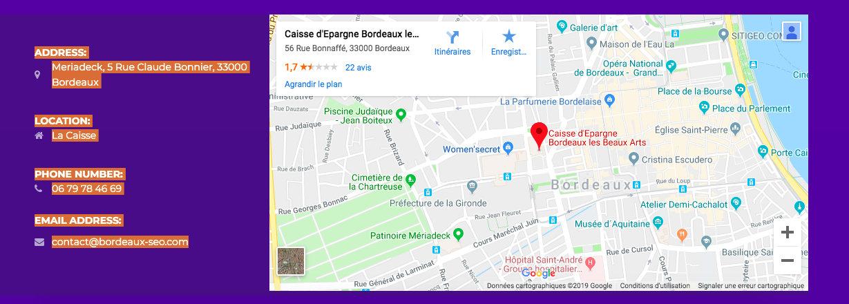 Infos pratiques pour se rendre au SEO By Night du 6 juin 2019 à Bordeaux