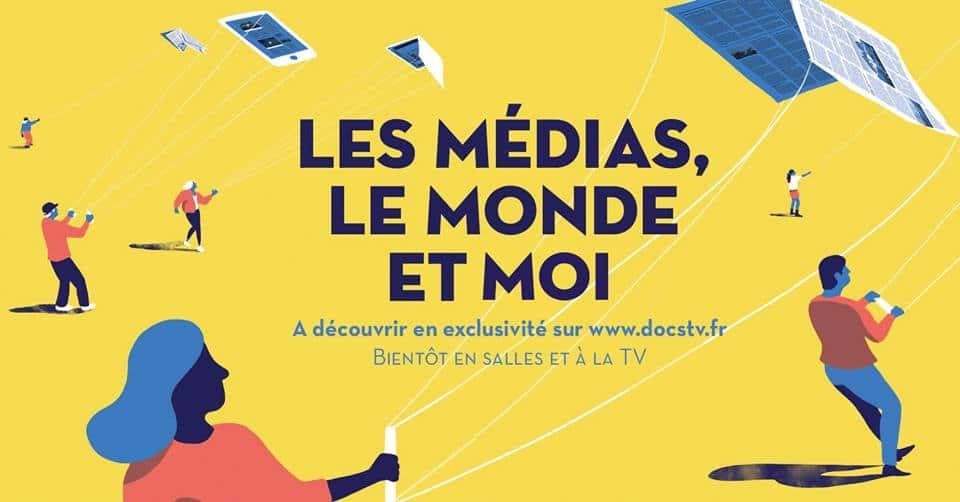 L'enquête sur les médias d'Anne-Sophie Novel et Flo Laval