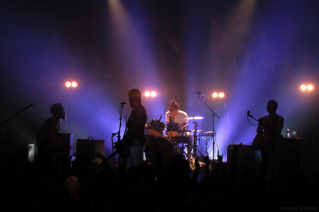 Miles Kane en concert à Bordeaux