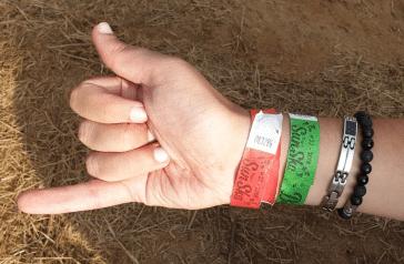 Reggae Sun Ska 2019, détente, cool attitude, bracelets, roots